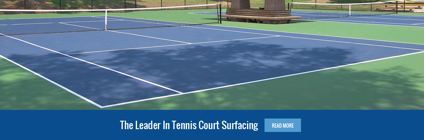 Tennis Court Surfacing